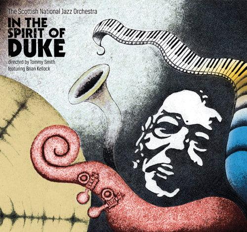 SNJO album - In The Spirit Of Duke