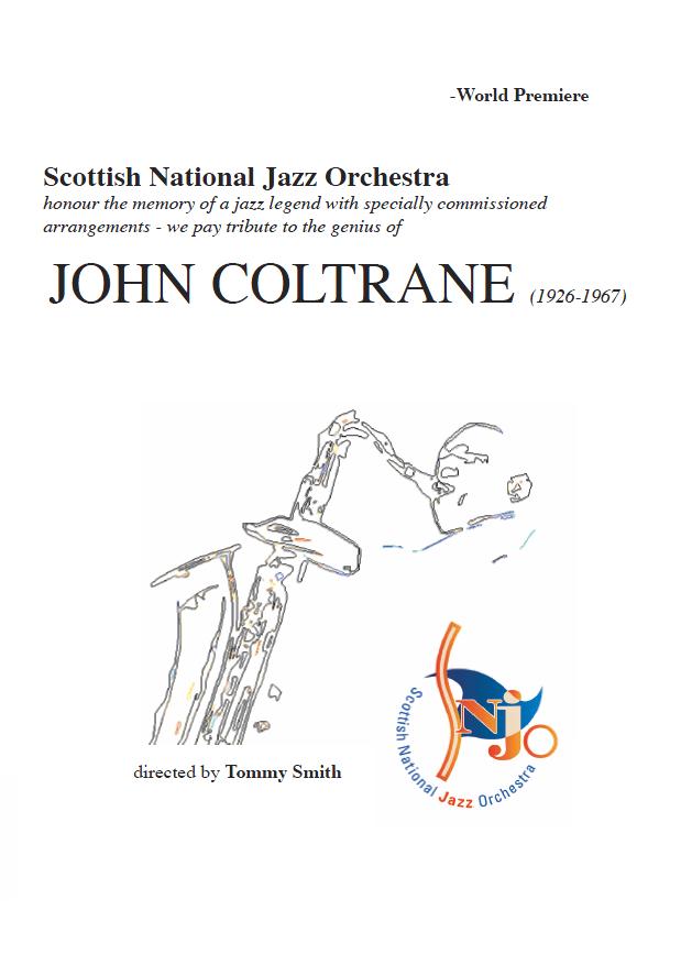 Tribute to the genius of John Coltrane