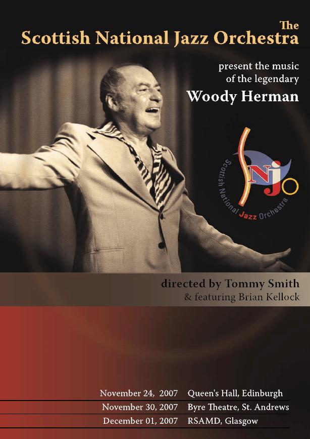 The Music of Woody Herman