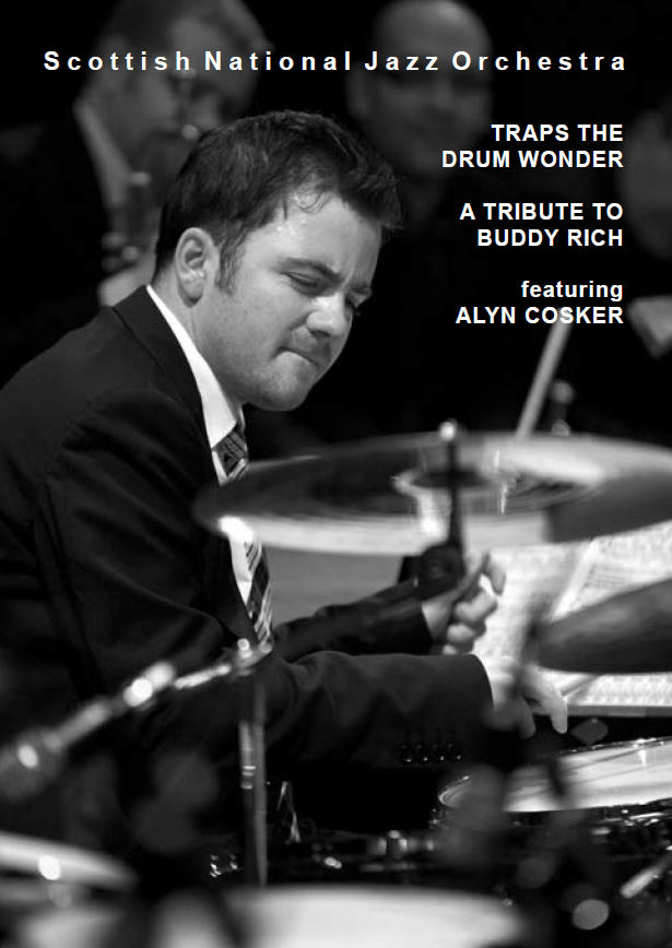 Traps the Dum Wonder - at tribute to Buddy Rich