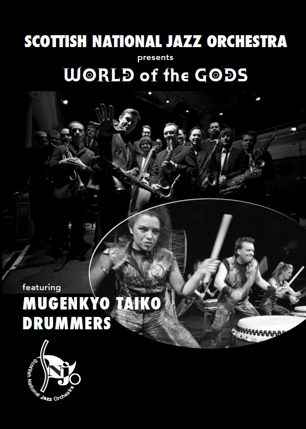 World of the Gods feat. Mugenkyo Taiko Drummers