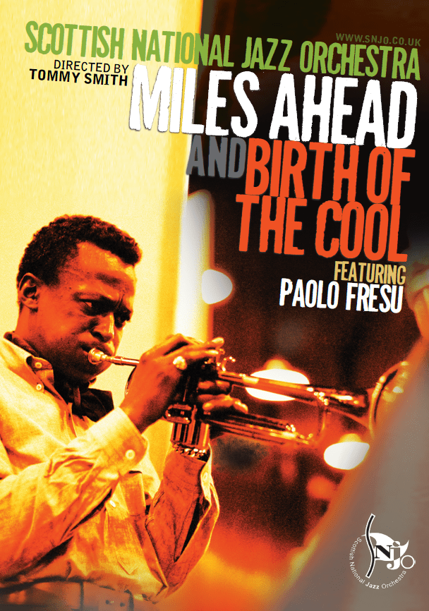 SNJO Birth of the Cool programme