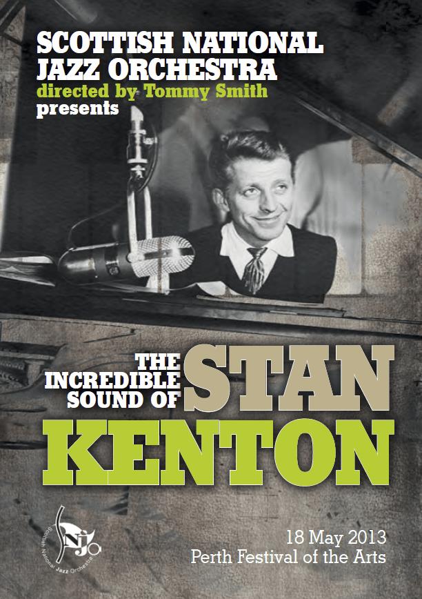 SNJO programme 1305 Stand Kenton