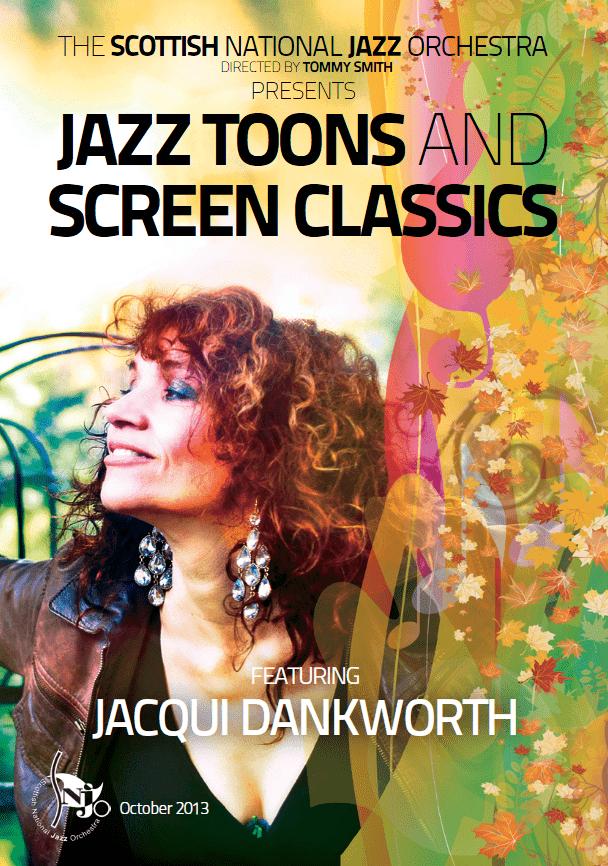 SNJO Jazz Toons programme