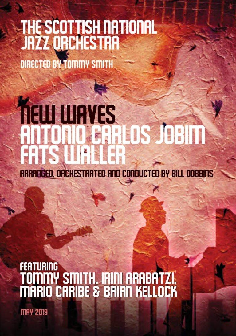 New Waves: Antonio Carlos Jobim / Fats Waller