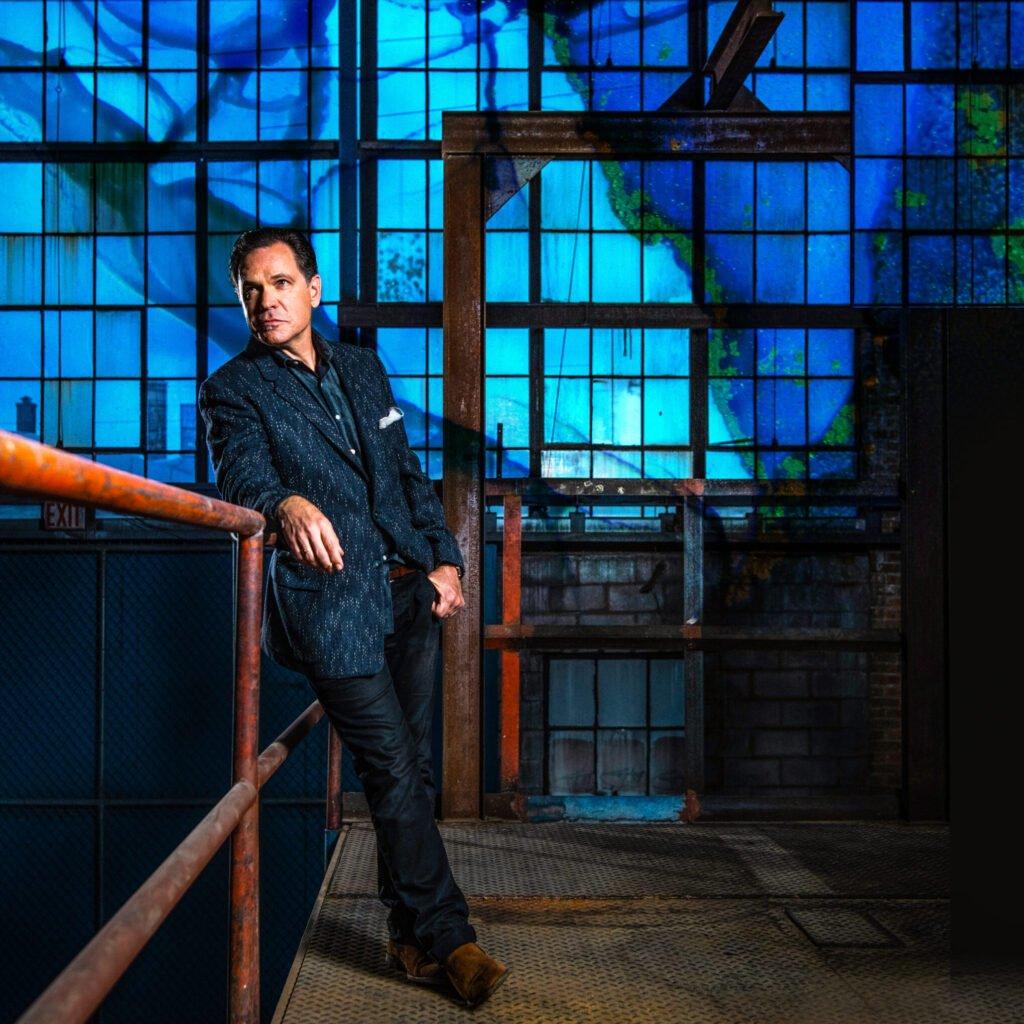 Kurt Elling and the SNJO 'Apparition Bridge'