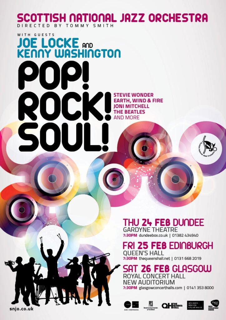 Pop Rock Soul feat. Joe Locke